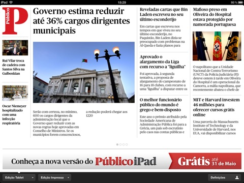 Público HD screenshot 1