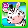 Abby Monkey® Baby Zoo Animals: Preschool activity games for children