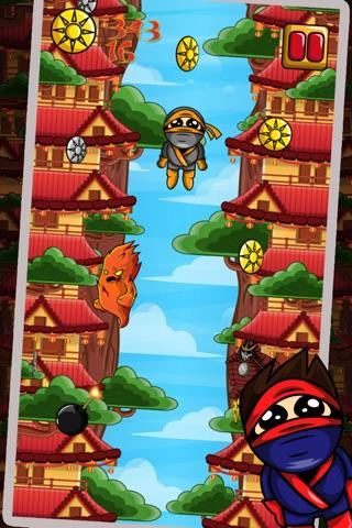 Ninja Boost - Mega Jumping Game screenshot 4