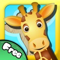 Animal Puzzle Free - Drag 'n' Drop Puzzles for Toddlers icon