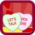 Conversation Hearts icon