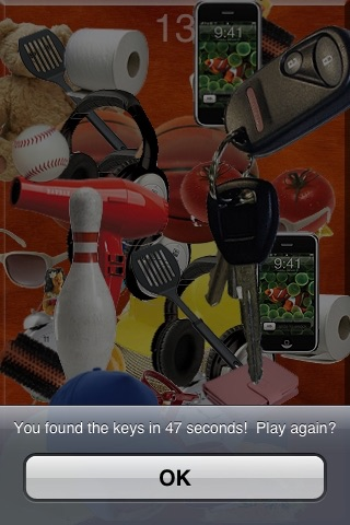 Lost Keys screenshot 3
