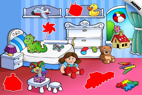 Abby's Toys - Games For Toddlers & Preschoolers screenshot 3