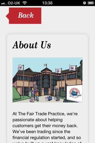 The Fair Trade Practice screenshot 3