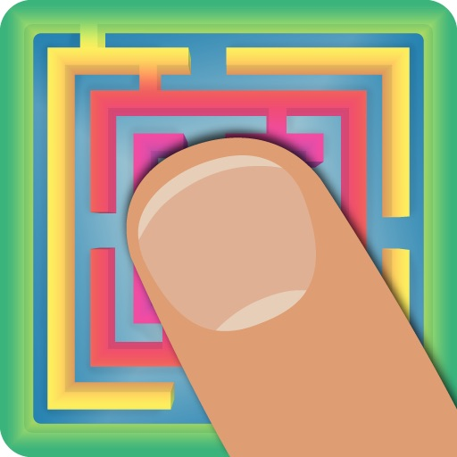 The Impossible Maze iOS App