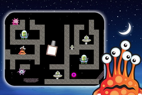 Baby Alien Invasion 2 Lite screenshot 4