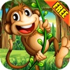 Super Monkey Swing - Jungle Adventure Physics FREE Edition