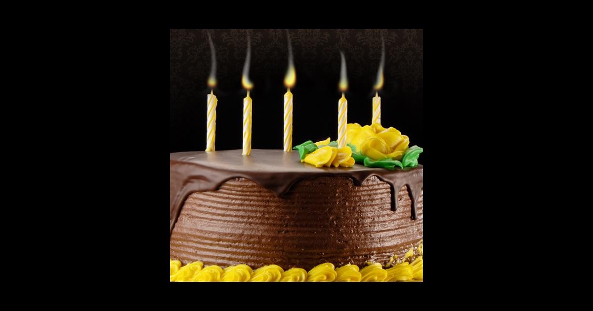 Modern Family Ipad Birthday Cake App