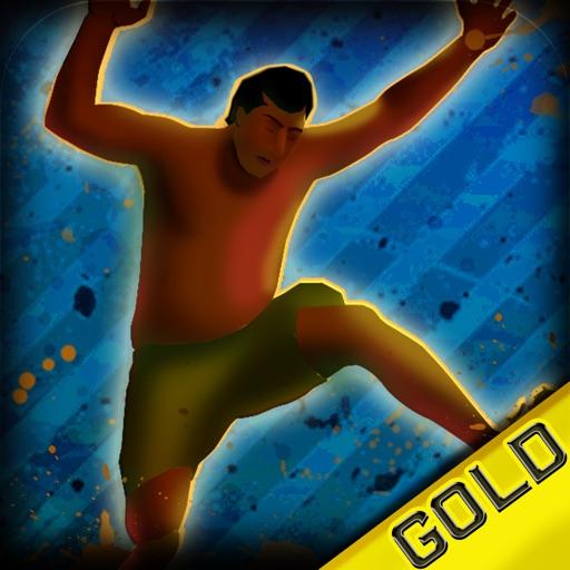 斯巴达克斯泥艰难的比赛总作用:健身比赛的运动员 - 黄金版