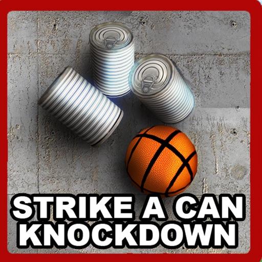 Strike a Can Knockdown iOS App