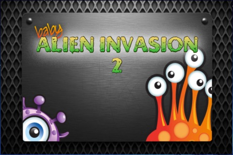 Baby Alien Invasion 2 Lite screenshot 1