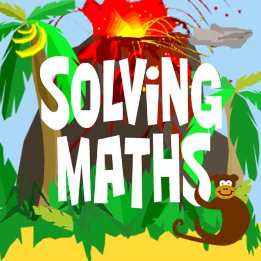 Solving Maths iOS App