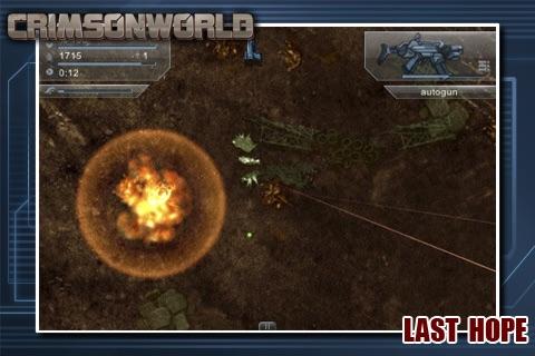 Crimsonworld Screenshot