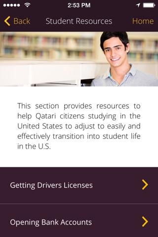 The Qatari Traveler screenshot 2
