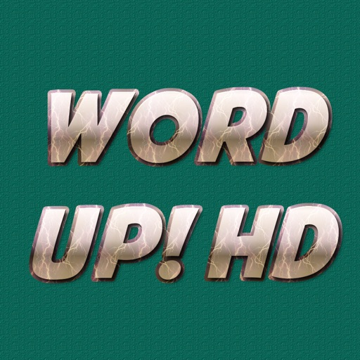 Word Up! HD iOS App