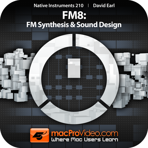 Course For NI FM8 - FM Synthesis and Sound Design