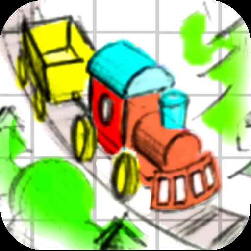 Doodle Train