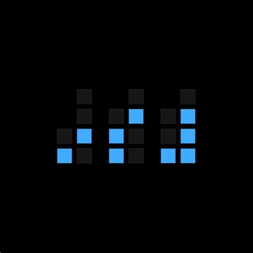 HD Binary Clock iOS App