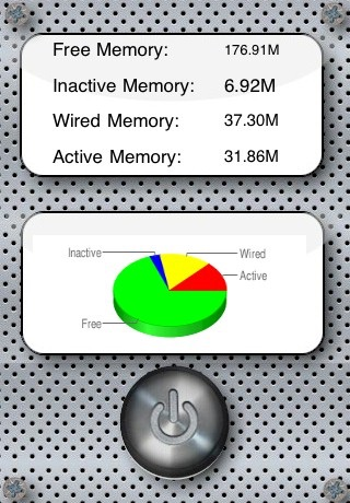 Memory Status (Talking Version) screenshot 1
