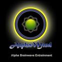 AlphaMind - Alpha Brainwave Entrainment icon