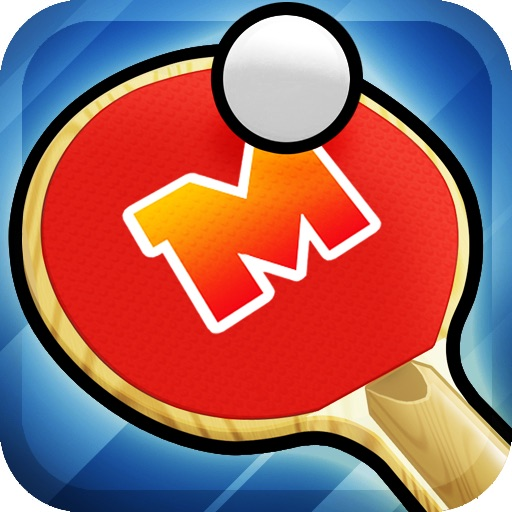 Ping Pong-Insanely Addictive—乒乓颠球