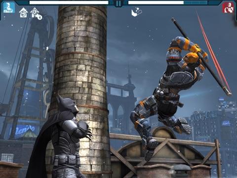 Screenshot of Batman: Arkham Origins