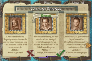 Screenshot #4 for Reiner Knizia's Medici