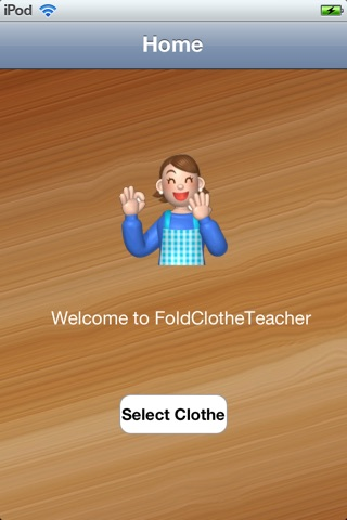 How to Fold Clothes Lite screenshot 1