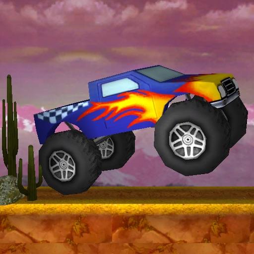Monster Truck 3D HD Free iOS App