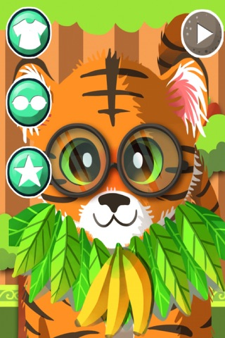 A Baby Zoo Animal Shave & Spa Salon - eXtreme Makeover Style Game screenshot 3