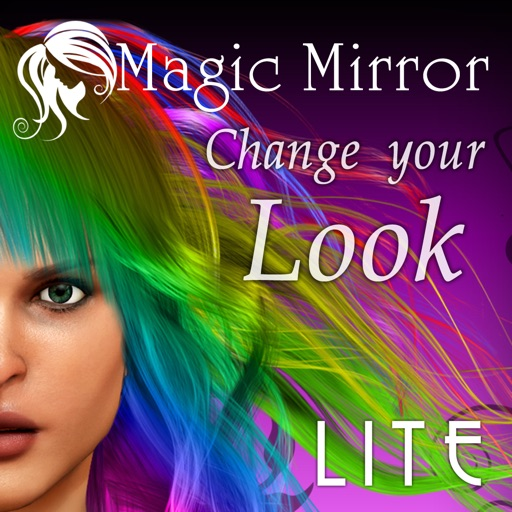 Hairstyle Magic Mirror Change your look Lite