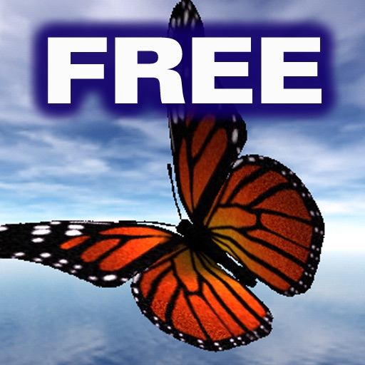 Butterflies (FREE) iOS App