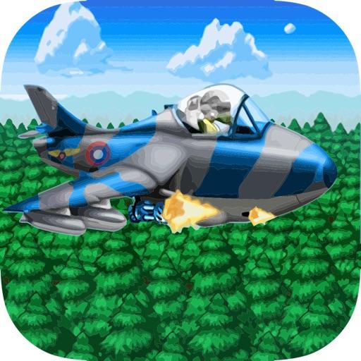 猎鹰战机:Falcon Raider【横版射击】