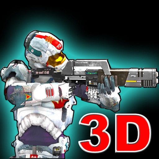 Eliminator ( 3D Shooting Games ) iOS App
