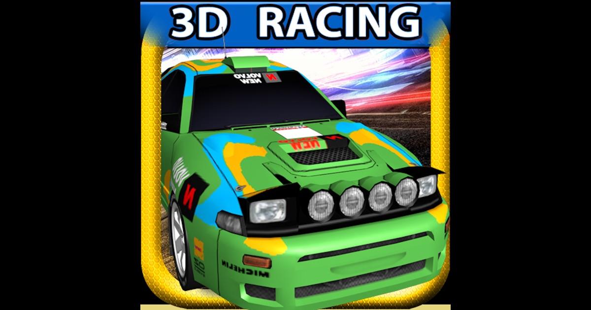 courses de sprint par 3d gratuit jeux de course de voiture dans l app store. Black Bedroom Furniture Sets. Home Design Ideas