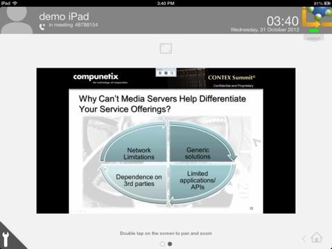 CONTEX Presenter™ for iPad screenshot 2