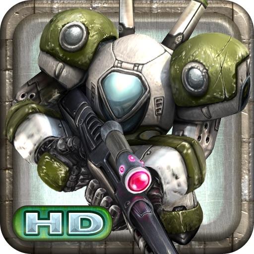 【双摇杆射击】机器人与枪HD