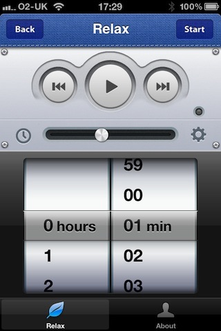 download Relaxing Sounds for Apple TV apps 2