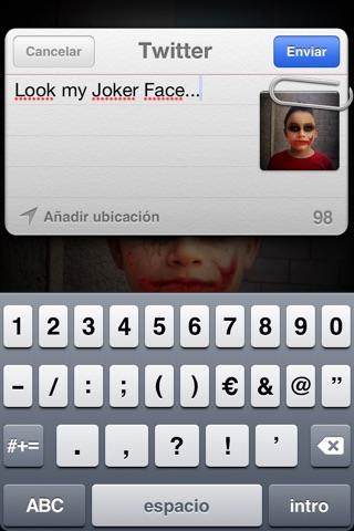 Joker Face screenshot 3