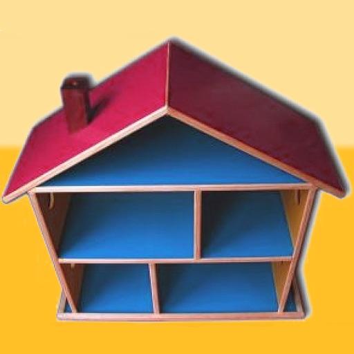 Kids Doll House iOS App