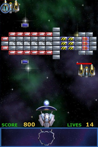 Meteor - Brick Breaker screenshot 3