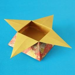 Boîtes Origami