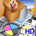 KM PaperCost Calculator for iPad icon