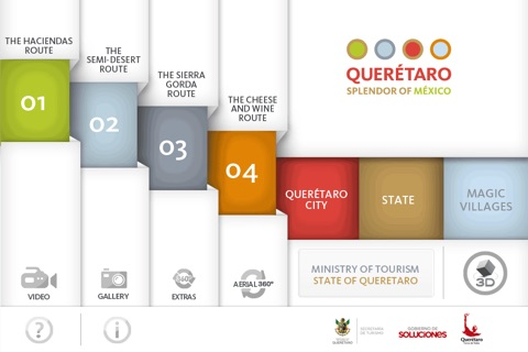 Querétaro Eng screenshot 2