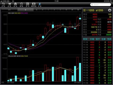中银国际期货掌上财富HD screenshot 3
