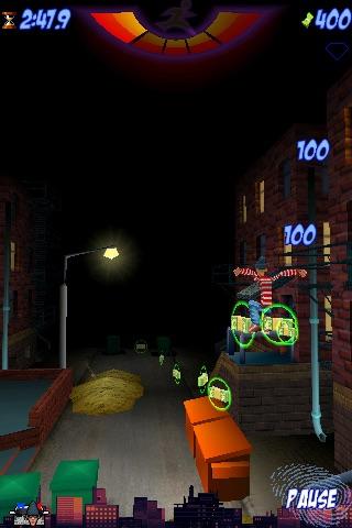 Screenshot of Guardie e Ladri: Modalità Guardia5