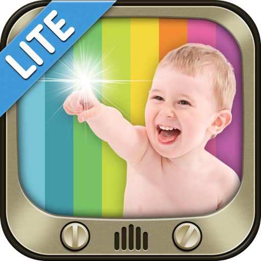 Video Touch Lite - Video baby flash cards