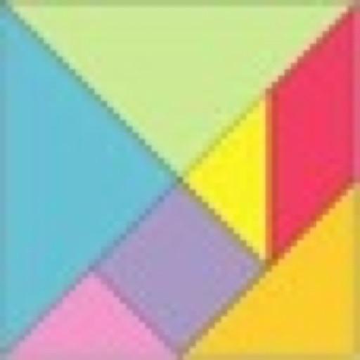 TangramPuzzle iOS App