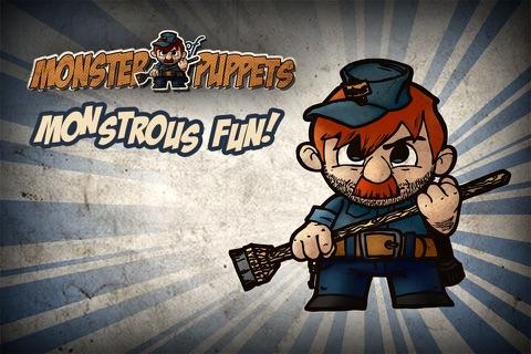 Monster of Puppets screenshot 1