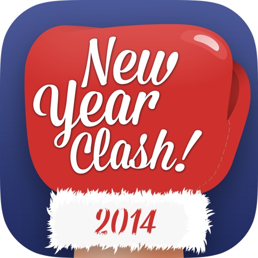 New Year's Clash Resolution - 2014 - Epiphany - Friends - New Year chinese - 中国农历新年 iOS App